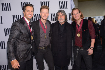 Brian Kelly Tyler Hubbard Arrivals at the BMI Country Awards