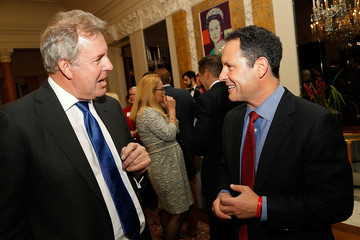 Brian Kilmeade British Embassy Holds Afternoon Tea to Mark Presidential Inauguration in DC