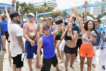 Brian Littrell iHeartSummer '17 Weekend By AT&T, Day 2 - Daytime