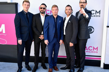 Brian Littrell 52nd Academy of Country Music Awards - Arrivals