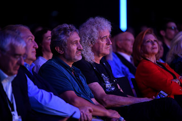 Brian May Day 2 Of 'Starmus Festival V: A Giant Leap'