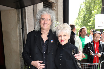 Brian May Ivor Novello Awards - Red Carpet Arrivals