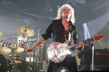 Brian May QUEEN And Adam Lambert Tour -  Sydney