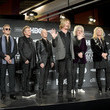Brian May 2019 Rock & Roll Hall Of Fame Induction Ceremony - Press Room