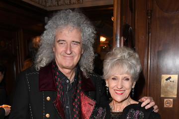 Brian May 'Hamilton' Opening Night - Red Carpet Arrivals