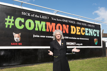 Brian May Brian May Launches 'Common Decency Campaign'
