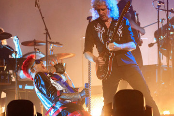 Brian May Queen + Adam Lambert Kick off their North American Tour