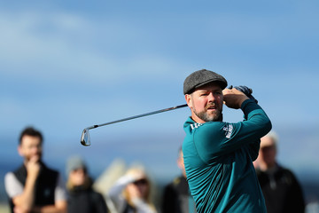 Brian McFadden Alfred Dunhill Links Championship - Day Three
