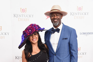 Brian McKnight 143rd Kentucky Derby - Red Carpet