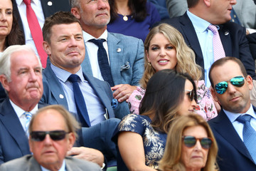 Brian O'Driscoll Day Five: The Championships - Wimbledon 2018