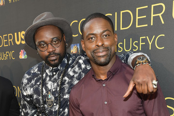 Brian Tyree Henry FYC Panel Event For 20th Century Fox And NBC's 'This Is Us' - Red Carpet