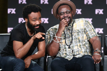 Brian Tyree Henry 2018 Winter TCA Tour - Day 2