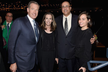 Brian Williams 'Girls' Season 4 Premiere Afterparty