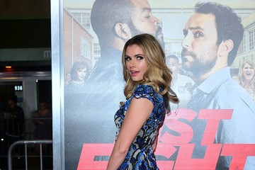 Brianna Brown World Premiere of 'Fist Fight' in Los Angeles
