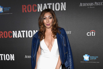 Bridget Kelly 2017 Roc Nation Pre-GRAMMY Brunch - Red Carpet