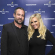 Bridget Marquardt Breitling Boutique Los Angeles Welcomes Armie Hammer And Elvis Mitchell To Unveil The All-New Breitling Premier Collection Of Watches