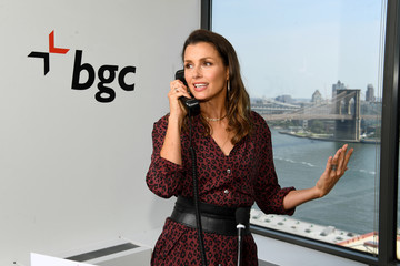 Bridget Moynahan Annual Charity Day Hosted By Cantor Fitzgerald, BGC, And GFI - BGC Office – Inside