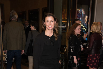 Bridget Moynahan 'Old Times' Broadway Opening Night