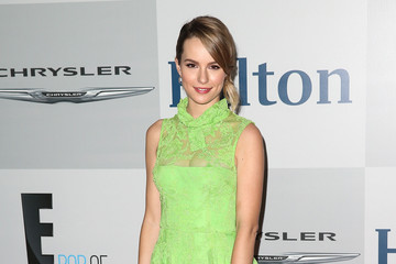 Bridgit Mendler NBCUniversal's 72nd Annual Golden Globes After Party - Arrivals