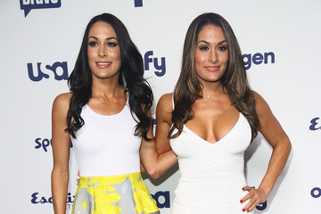 Brie Bella NBCUniversal Cable Entertainment Upfronts