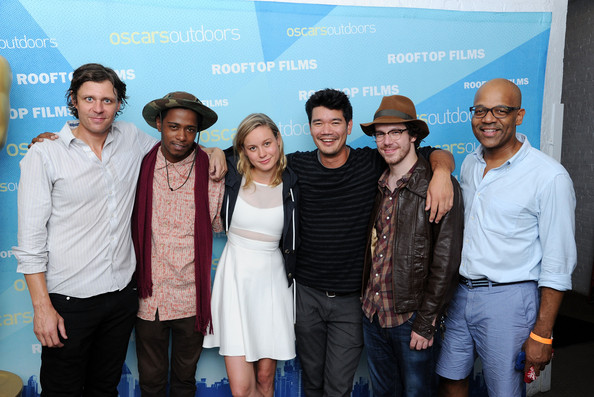 'Short Term 12' Screening at Comic-Con [rooftop films special screening of ``short term 12,social group,event,youth,premiere,eyewear,team,tourism,smile,performance,john gallagher,destin cretton,dan nuxoll,keith stanfield,brie larson,patrick harrison,l-r,old american can factory,ampas]