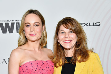 Brie Larson Women In Film 2018 Crystal + Lucy Awards Presented By Max Mara, Lancome And Lexus - Red Carpet
