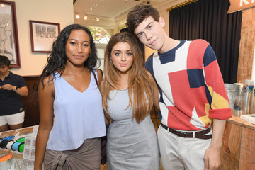 Brielle Barbusca Brooks Brothers Beverly Hills Hosts Summer Camp-Themed Party to Benefit St. Jude Children's Research Hospital