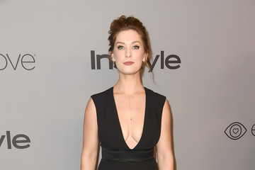 Briga Heelan Warner Bros. Pictures And InStyle Host 19th Annual Post-Golden Globes Party - Arrivals