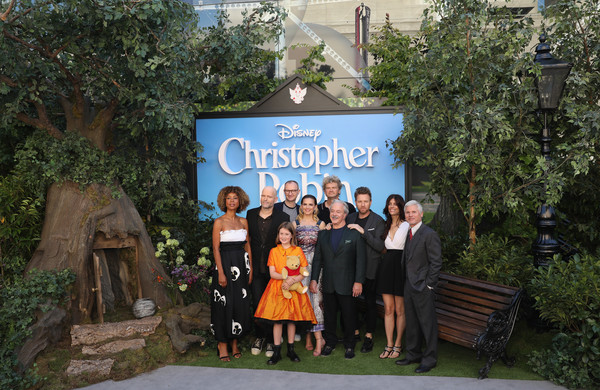 'Christopher Robin' European Premiere - Red Carpet Arrivals