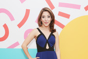 Christina Bianco attends Brit + Co Kicks Off Experiential Pop-Up #CreateGood with Allison Williams and Daphne Oz at Brit + Co on October 4, 2017 in New York City.
