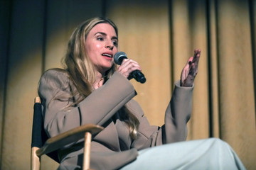 Brit Marling THE OA Pt. II Screening And Q&A At The Castro Theatre