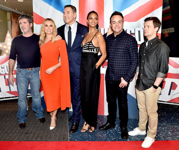 'Britain's Got Talent' Manchester Photocall