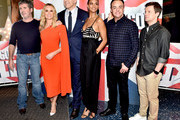 Alesha Dixon and Anthony McPartlin Photos Photo