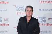Shane Richie attends a British Airways event celebrating the airline raising GBP17 million for Comic Relief through its Flying Start Partnership at The British Museum on November 16, 2017 in London, England