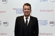 Shane Richie attends the British Airways golf day and gala ball at The Grove on April 27, 2018 in London, England.