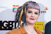 Kelly Osbourne attends British LGBT Awards 2019 at Marriott Hotel Grosvenor Square on May 17, 2019 in London, England.