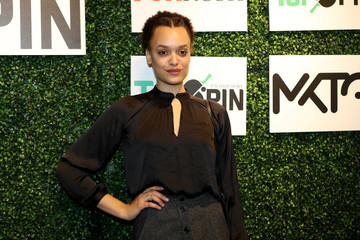 Britne Oldford 9th Annual TopSpin New York Charity Event