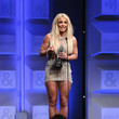 Britney Spears Ketel One Family-Made Vodka, a longstanding ally of the LGBTQ community, stands as a proud partner of GLAAD for the 29th Annual GLAAD Media Awards Los Angeles