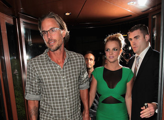 Britney Spears Jason Trawick Britney Spears - UK Tour Launch Party
