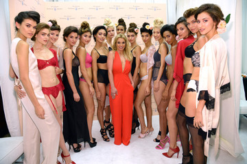 Britney Spears Britney Spears Hosts The Exclusive Unveiling Of Her Signature Sleepwear Line: The Intimate Britney Spears