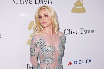 Britney Spears Pre-GRAMMY Gala and Salute to Industry Icons Honoring Debra Lee -  Arrivals