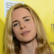 Britt Marling Arrivals at 'At Any Price' Premiere