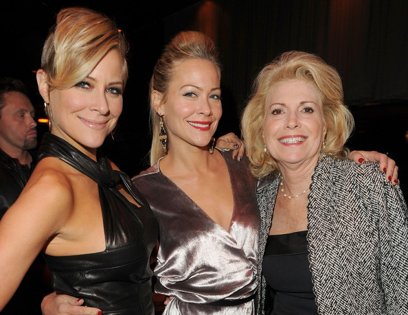Actresses Brittany Daniel, Carolyn Daniel, and Cynthia Daniel attend the ...