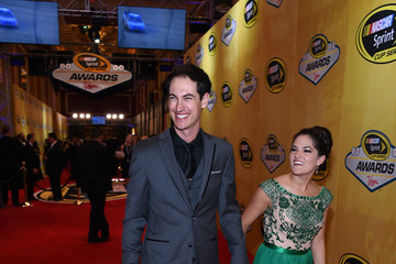 Brittany Baca NASCAR Sprint Cup Series Awards - Red Carpet