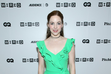 Brittany Curran 2018 WIRED Cafe At Comic Con Presented By AT&T Audience Network - Day 2