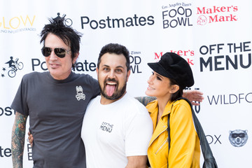Brittany Furlan Los Angeles Times Food Bowl - Secret Burger Showdown