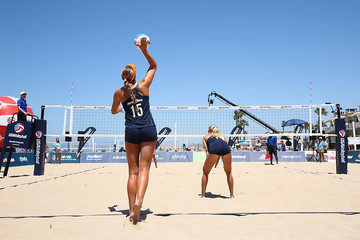Brittany Howard 2017 USA Volleyball Collegiate Beach Championships - Day 3