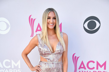 Brittany Kerr 52nd Academy of Country Music Awards - Arrivals