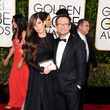 Brittany Lopez 73rd Annual Golden Globe Awards - Arrivals