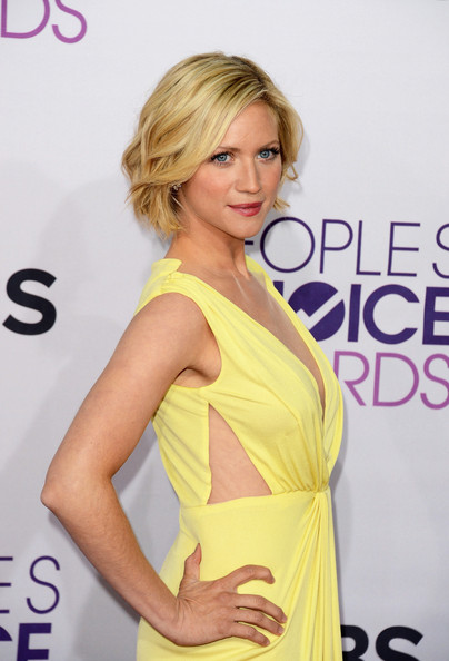 Brittany Snow - 39th Annual People's Choice Awards - Arrivals